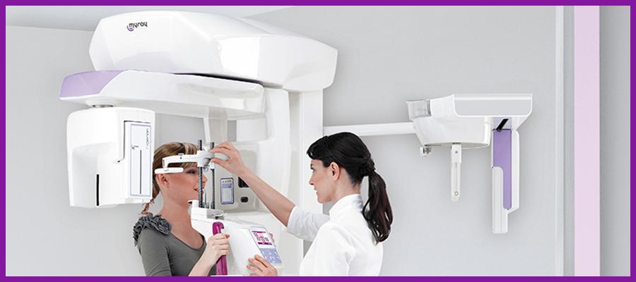 رادیولوژی دهان فک و صورت | رادیوگرافی پانورامیک | سی تی اسکن دندان
