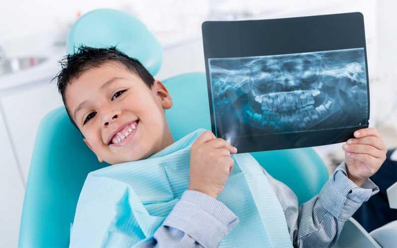 رادیولوژی دندان قبل از کشیدن