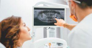 رادیولوژی دهان و دندان